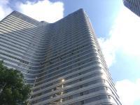 厦门泰地海西中心亮化施工